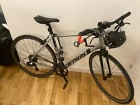 BTWIN bicycle with accessories