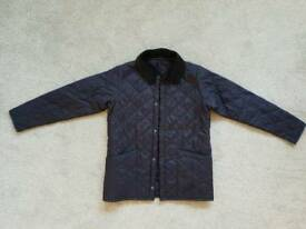 Boys Barbour jacket age 10/11