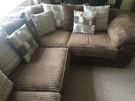 Beautiful Corner Sofa for £600