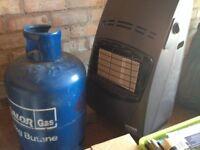 CALOR GAS, RADIANT HEATER