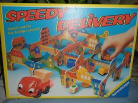 Speedy Delivery Boardgame by Ravensburger