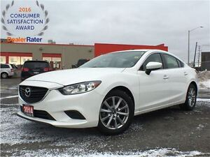 2014 Mazda MAZDA6 GX**BLUETOOTH**HEATED SEATS**ALLOY WHEELS**