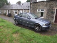 BMW 323ci, Manual, 125k, SPARES / REPAIR, POSSIBLE DRIFT PROJECT ??