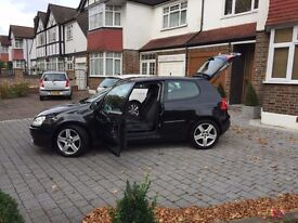 vw golf 1 owner from new, amazing car