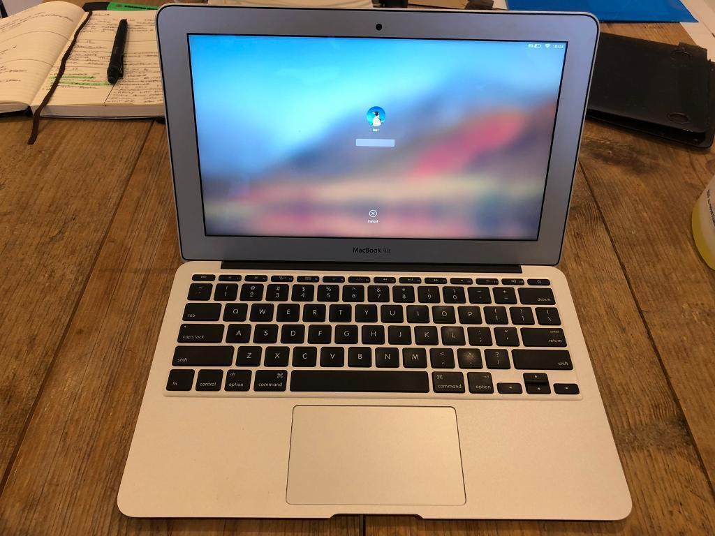 """MacBook Air 11"""" 2012"""