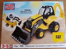 Large Mega Bloks bundle: CAT