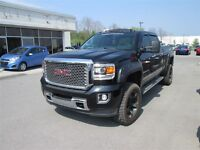 2015 GMC SIERRA 2500HD DENALI/ROCKSTAR WHEELS/FULLY LOADED/DURAM