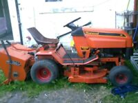 WESTWOOD T1300 RIDE ON MOWER