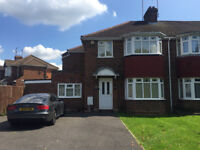 4 BEDROOM SEMI-DETACHED HOUSE FOR RENT *EXCELLENT CONDITION*