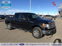 2014 Ford F-150 XTR Leather SuperCrew V8 4WD