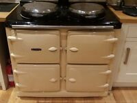 Rayburn Cooker Heatranger 880 Series.