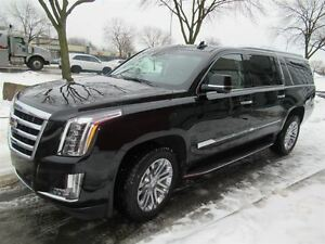 2016 Cadillac Escalade ESV Luxury Collection*BROWN INTERIOR*SUNR