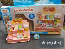 Sylvanian families toys for sale