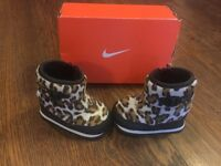 Nike Baby Boots Size C3 (As New)