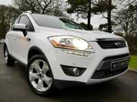 2012 Ford Kuga 2.0 Tdci 163bhp 4x4 Titanium X, Pan-Roof, Xenons, Full Heated Leather, Stunning Jeep!