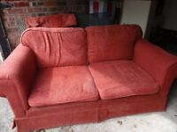 Two Seater/ Sofa