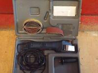 Rare Bosch Industrial mini sander
