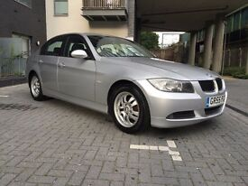 BMW 318i SE, HPI CLEAR, WARRANTED MILEAGE, 1 YEAR MOT, FULL MOT HISTORY.