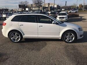 2012 Audi A3 2.0T Pano roof Heated Leather Alloys Kitchener / Waterloo Kitchener Area image 7