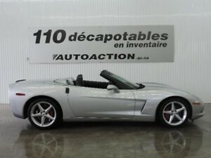 2012 Chevrolet Corvette 1LT DÉCAPOTABLE