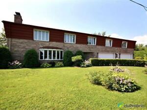 685 000$ - Maison 2 étages à vendre à St-Paul-De-L'Ile-Aux-No