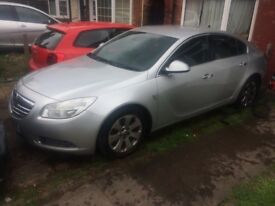 2011 Vauxhall Insignia CDTi Ecoflex Fully Loaded Manual Spares Or Repairs