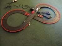 Aurora AFX F1 Duel (scalextric type) complete, original. Fully working. 8yr-Big Kid Xmas fun for all