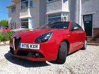 Alfa Romeo Giulietta 17K miles - great condition