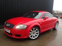 2005 Audi TT 3.2 V6 DSG Quattro 3dr 4 Wheel drive, 12 Months MOT, Warranty, Finance Available May Px