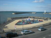 Seafront Apartment in Donaghadee
