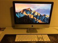 Apple iMac 21.5 Inch | Mid 2011 Model | Core i5, 2.5GHz Processor | 8GB RAM | A Grade Condition |