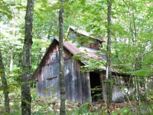 75 000$ - Terre à bois à vendre à L'Islet (St-Eugène)