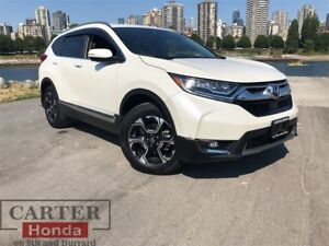 2017 Honda CR-V Touring + Summer Clearance! On Now!