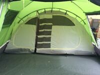 Voyager elite 6 tent and porch