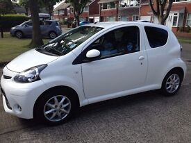 EXCELLENT CONDITION TOYOTA AYGO FOR SALE