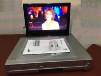 DVD VIDEO RECORDER. Samsung VR330. Exceptional Condition Reduced £95
