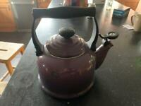 Le Cruset stove top kettle