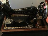 Singer sewing machine good condition