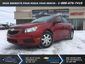 2013 Chevrolet Cruze LT TURBO + CUIR