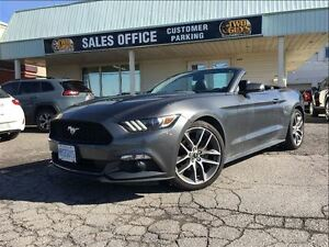 2015 Ford Mustang EcoBoost Premium NAVIGATION LEATHER 20INCH WHE