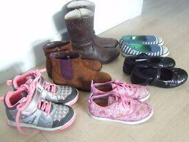 Girls bundle of shoes size 11-11.5
