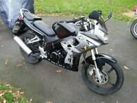SKYJET F5 125CC MOTORBIKE SPORT NEW MOT