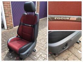 Ford Focus Sports car seat