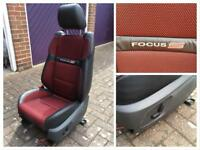 Ford Focus Sports car seat