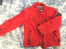 Cool Catimini boy's summer jacket size 4yo