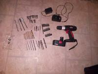 jobmate cordless drill