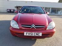 Citroen Xsara 2.0 HDi LX 5dr Automatic Transmission,13 Service Stamps, 1 Year Mot, 695 Ono