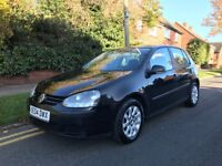 VW GOLF 1.6L 2004 PETROL-1 LADY OWNER FROM NEW-VERY LOW MILLAGE FROM NEW 80K-12 MONTHS MOT
