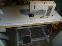 Freehand Embroidery Bernina 950 industrial sewing machine