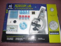 Microscope Lab Set